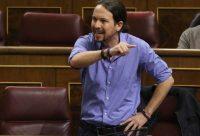 Pablo Iglesias, secretario general de Podemos. /J. J. GUILLÉN (EFE)