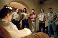 """Wagner Moura interpreta a Pablo Escobar en """"Narcos"""", la serie de Netflix. Credit Juan Pablo Gutierrez/Netflix"""