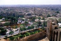 The historic citadel in Aleppo, Syria, as seen in 1997. Credit Ihlow/ullstein bild via Getty Images.