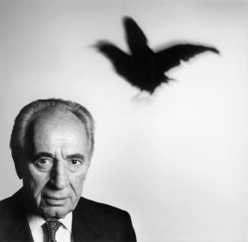 Shimon Peres 1998. Micheline Pelletier/Sygma, via Getty Images