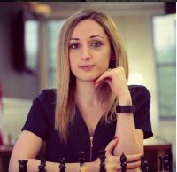Nazi Paikidze-Barnes, the 2016 U.S. women's chess champion. (Photo by Spectrum Studios)
