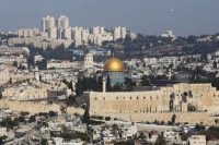 A UNESCO resolution essentially denies Jewish and Christian ties to Jerusalem's Old City, which contains sites considered holy by both religions, as well as Islam. Sebastian Scheiner AP