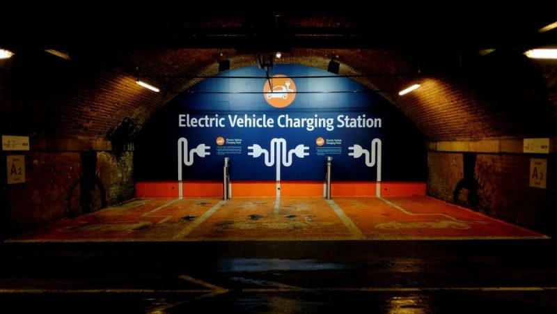 Electric cars must become standard in the next decade. Phil Noble/Reuters