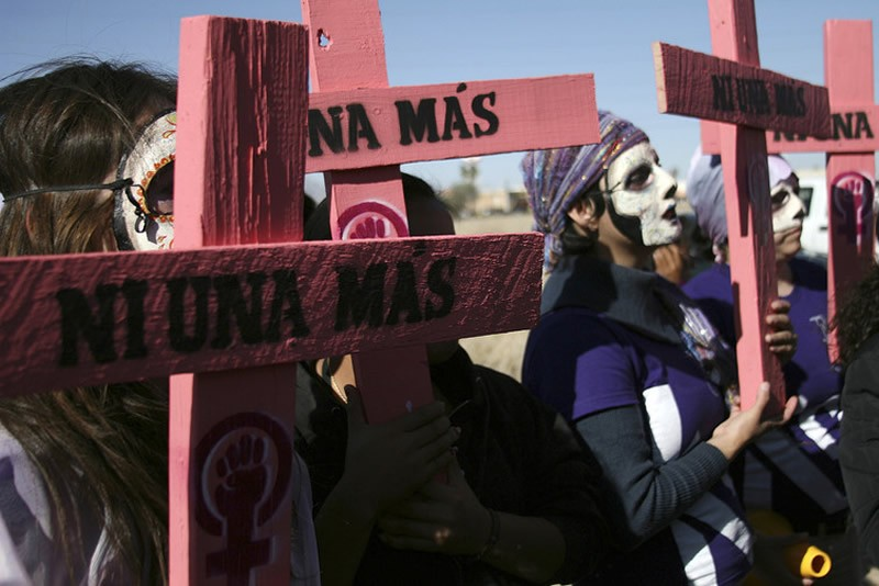 It's a mistake to think that Mexico and Central America's high levels of feminicide are private problems. Alejandro Bringas/Reuters