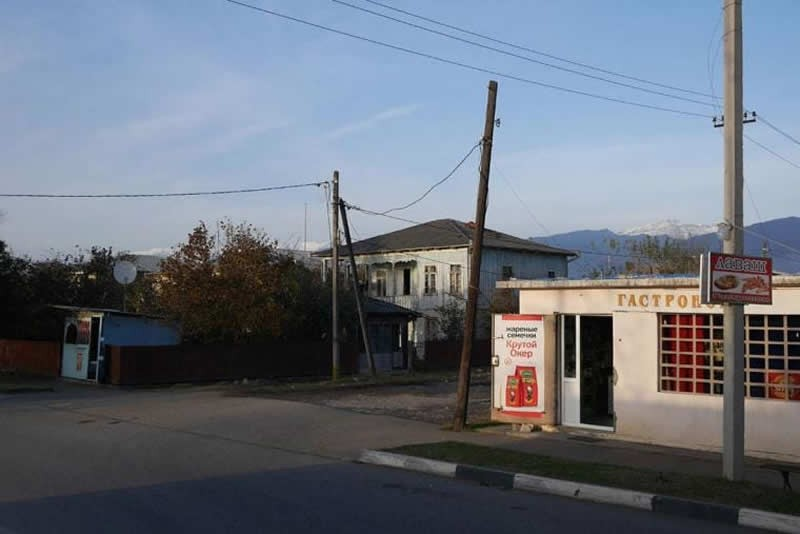 A small business in Gali, near the Georgian-Abkhaz conflict divide. CRISIS GROUP