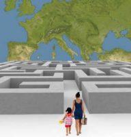 La crisis migratoria de la UE
