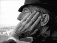 Leonard Cohen Credit Dominique Issermann