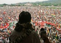 Bolivia's rural Chaparé region has pushed back against neoliberal policies using democratic practice. Danilo Balderrama/Reuters