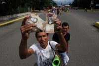 La crisis de efectivo y la economía zombi de Venezuela
