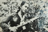 Vo Thi Mo led three commando squads against a battalion of the 25th Division in Vietnam in 1967. Thanh Phong