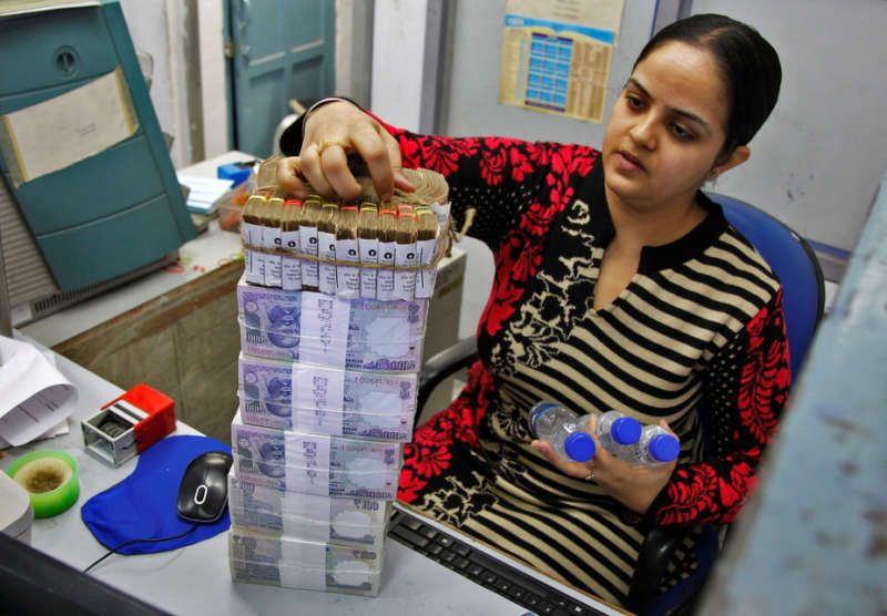 Demonetisation is just the latest example of post-truth politics at work. Ajay Verma/Reuters