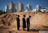 Ultra-Orthodox Jews burning leavened food before Passover near Tel Aviv. Oded Balilty/Associated Press
