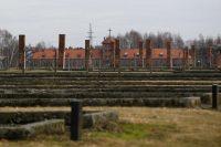 The church at the Auschwitz-Birkenau death camp in Poland last year. Kacper Pempel/Reuters