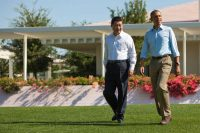 Mr. Obama with President Xi Jinping of China in California in June 2013. Despite their differences, the two leaders have worked together on landmark agreements to address climate change. Credit Christopher Gregory/The New York Times