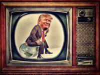 Trump, la criatura de la izquierda