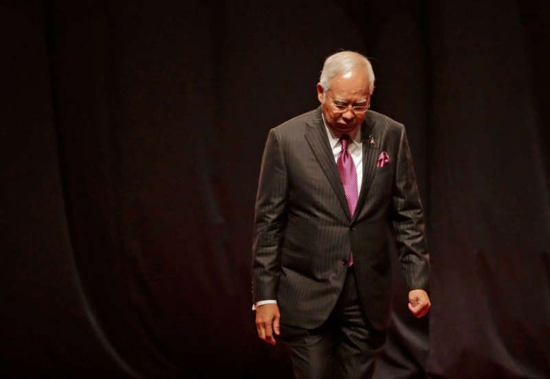 Prime Minister Najib Razak of Malaysia after delivering remarks at the Organisation of Islamic Cooperation meeting in Kuala Lumpur last month. Fazry Ismail/European Pressphoto Agency