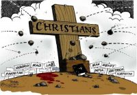Anti-Christian religious persecution on the rise