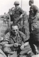 Bernard Fall in Vietnam in 1967. Courtesy Dorothy Fall
