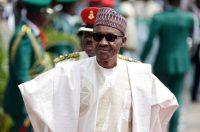 President-elect Muhammadu Buhari of Nigeria arriving for his Inauguration in Abuja, in May. Sunday Alamba/Associated Press