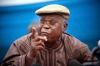 Etienne Tshisekedi in 2011. (Gwenn Dubourthoumieu/AFP via Getty Images)