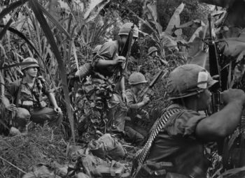 Leroy won a George Polk Award in 1967 for her photographs of Vietnam.