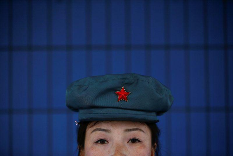 Pyongyang, North Korea, April 17, 2017. Credit Damir Sagolj/Reuters