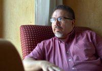 El periodista Javier Valdéz cubría historias del crimen organizado para Riodoce y otrs medios fue asesinado el lunes 15 en Culiacán, al noreste del estado de Sinaloa. Credit FERNANDO BRITO/AFP/Getty Images