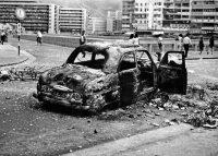 Hong Kong during rioting, May 1967. Credit Associated Press