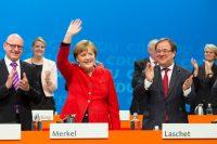 Merkel – the invincible