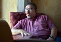 Javier Valdez, Sinaloa, Mexico, May 23, 2013. Fernando Brito/AFP/Getty Images