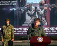 Chechen President Ramzan Kadyrov, Grozny, Russia, May 17, 2017. Musa Sadulayev/AP Images