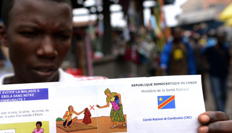 What to Know About the Ebola Outbreak in the Democratic Republic of Congo