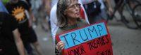 Manifestation contre la décision de Donald Trump de retirer les Etats-Unis de l'Accord de Paris sur le climat. Chicago, 2 juin 2017. © Scott Olson/Getty Images/AFP