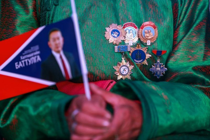 Here are 4 things to know about Mongolia's presidential election on Monday