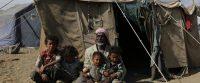Refugiados de la guerra de Yemen. Fuente: ACNUR
