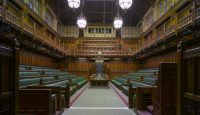 The House of Commons Chamber. Photo: Getty Images.