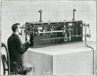 Michelson-Gale-Pearson experiment/Universal History Archive/UIG/Bridgeman Images