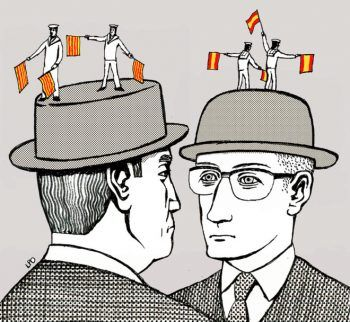 Despropósitos y problema catalán