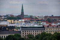 Finland's capital, Helsinki. Credit Ilvy Njiokiktjien for The New York Times