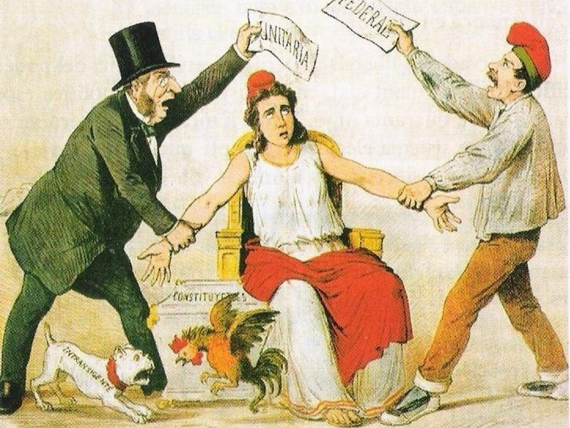 El sofisma del federalismo - Revista de Prensa