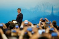 President Xi Jinping of China arriving for the opening ceremony of the B20 Summit in Hangzhou, China, last year. Credit Aly Song/Reuters