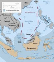 Indonesia & China The Sea Between
