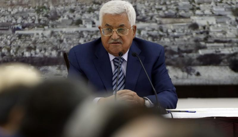 Mahmoud Abbas. Photo: Getty Images.