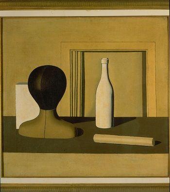 Pinacoteca di Brera, Milan/Scala/Art Resource, NY/ARS, NY Giorgio Morandi: Metaphysical Still Life, 1918