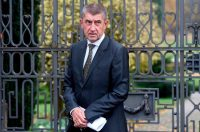 Andrej Babis, the leader of Ano, an anti-establishment party that won 30 percent of the vote in parliamentary elections in the Czech Republic. Credit Michal Cizek/Agence France-Presse — Getty Images