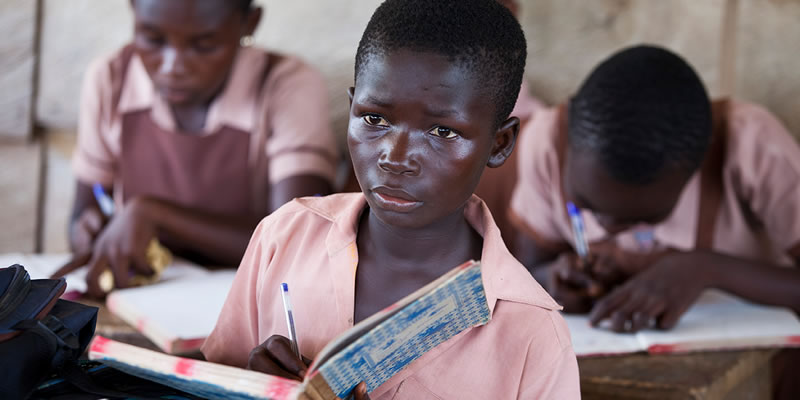 La escolarización sin aprendizaje de África