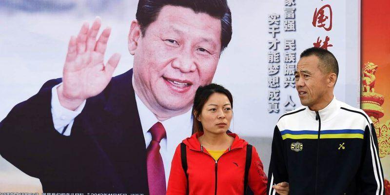 Las contradicciones de China