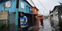 Los estragos no naturales de los huracanes