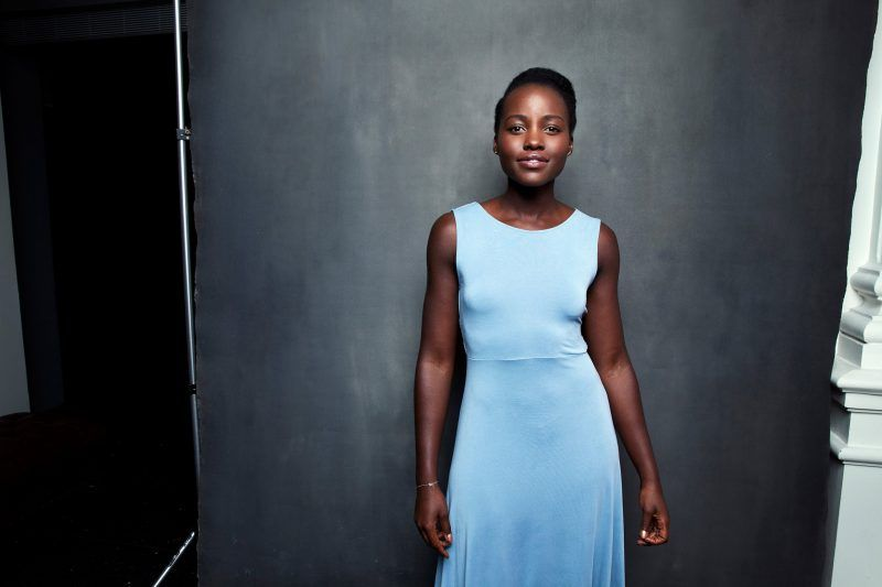 Lupita Nyong'o in 2015. Credit Jesse Dittmar for The New York Times