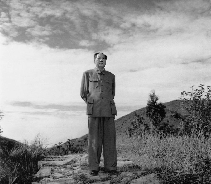 Mao Zedong en 1961 Credit Lyu Houmin/VCG, vía Getty Images